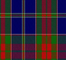 01401 Christmas Morning Fashion Tartan  by Detnecs2013