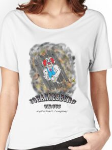 Johannesburg Circus Explosives Women's Relaxed Fit T-Shirt