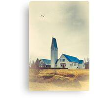 Christian Church Canvas Print