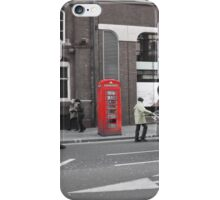 Icon of London iPhone Case/Skin
