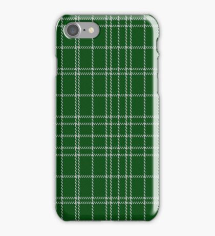 01394 Cowper Tartan  iPhone Case/Skin