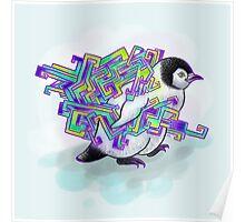Spirit Penguin Poster