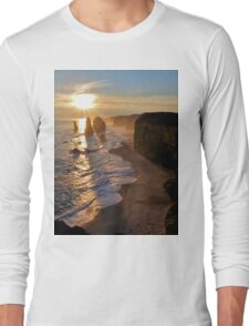 Sunset, Apostles Long Sleeve T-Shirt
