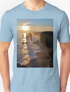 Sunset, Apostles T-Shirt