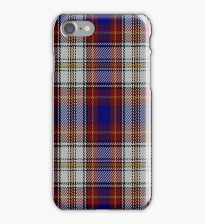 01397 The Chieftain Fashion Tartan  iPhone Case/Skin