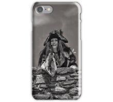 wench 1 iPhone Case/Skin