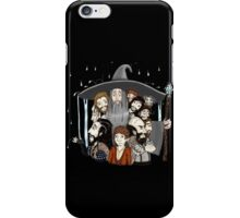 The Hobbit- an unexpected rainfall iPhone Case/Skin