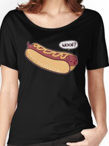 Hot Dog Women's Relaxed Fit T-Shirt