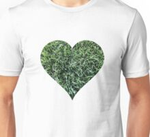 Grass Heart Unisex T-Shirt