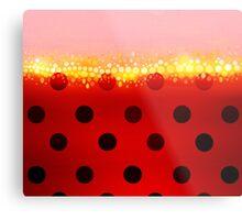 miraculous ladybug designs 2/3 Metal Print