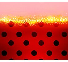 miraculous ladybug designs 2/3 Photographic Print