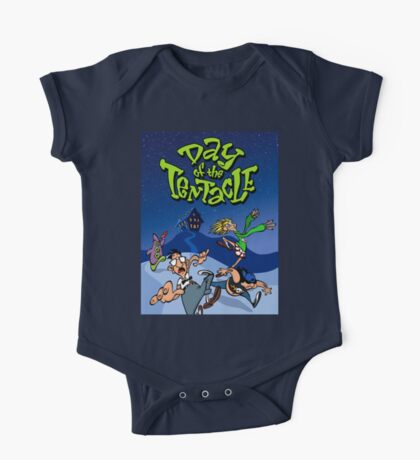 Day Of The Tentacle One Piece - Short Sleeve