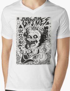 Grimes Cover Mens V-Neck T-Shirt