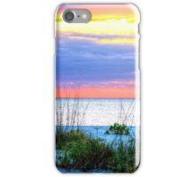 Sunset from Boca Grande Beach iPhone Case/Skin