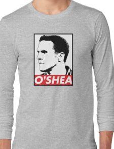 OBEY John O'Shea Long Sleeve T-Shirt