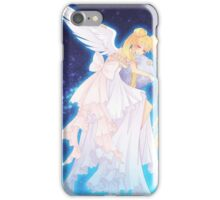 Angels on the Moon iPhone Case/Skin