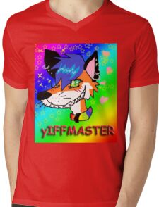 yiffmaster Mens V-Neck T-Shirt