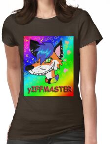 yiffmaster Womens Fitted T-Shirt