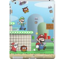 Mario's Super World iPad Case/Skin