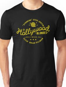 The Hollywood Blondes Unisex T-Shirt