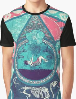 Animal Collective Circus Style Graphic T-Shirt