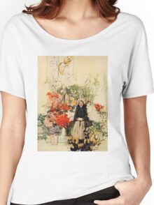 Easter in Paris Women's Relaxed Fit T-Shirt