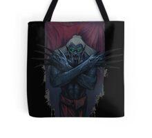 Croatan monster Tote Bag