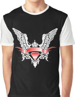 Ribbons Vector Graphic T-Shirt