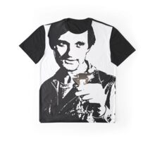 MASH Hawkeye Pierce Graphic T-Shirt