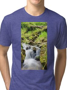 Valley of Moss and Lichens Tri-blend T-Shirt