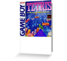 TETRIS! Greeting Card