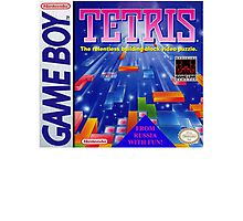 TETRIS! Photographic Print