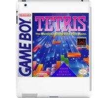 TETRIS! iPad Case/Skin