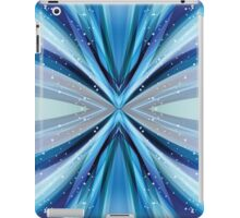 Abstract Blue  iPad Case/Skin