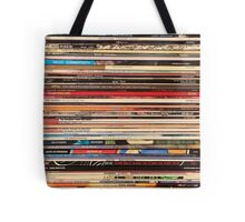 Vinyl Records Alt-Country   Tote Bag