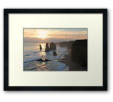 Apostles Framed Print