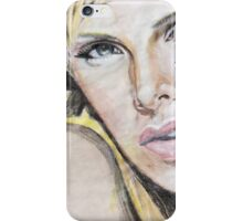 Charlize iPhone Case/Skin