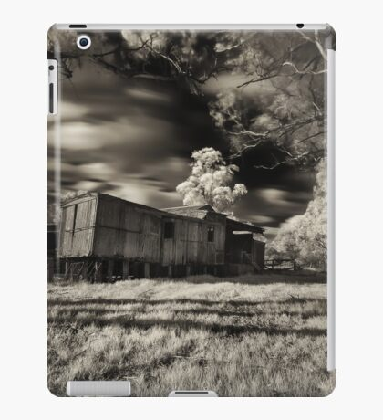 Derelict train iPad Case/Skin
