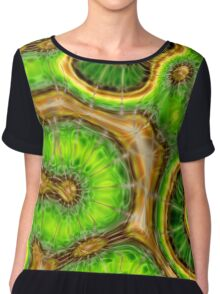 Digital Mitosis 7 Chiffon Top