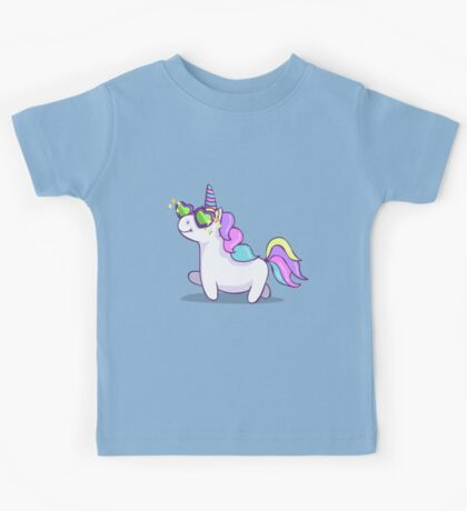 Fabulous Unicorn Kids Tee