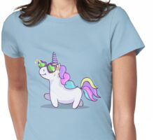 Fabulous Unicorn Womens Fitted T-Shirt