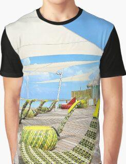 Maldives Graphic T-Shirt