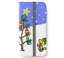 snoopy iPhone Wallet/Case/Skin