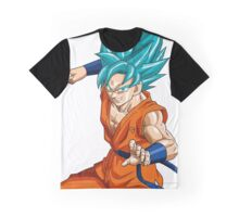Goku God Graphic T-Shirt