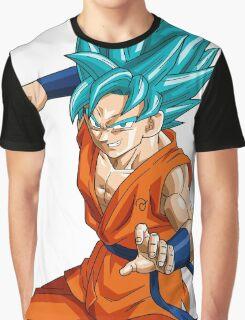 Goku God Graphic T-Shirt