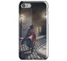 Murder by Gas Lamp iPhone Case/Skin