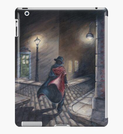 Murder by Gas Lamp iPad Case/Skin
