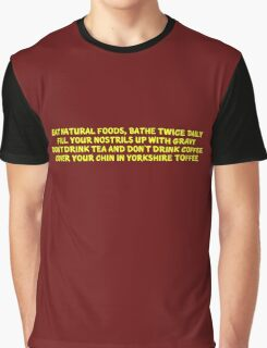 Sultans Of Ping Advice Graphic T-Shirt