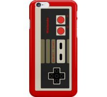 Nintendo Nes Controller Case iPhone Case/Skin