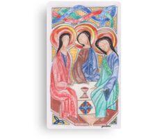 Celtic Trinity Canvas Print